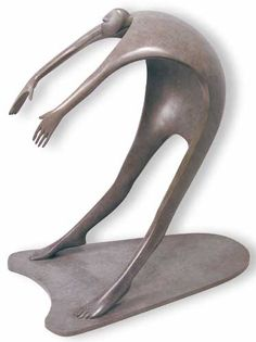 Isabel Miramontes - Gust of Wind 24""