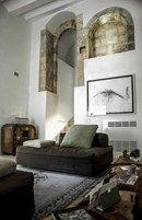 Il divano Glow-in di Désirée per il progetto Hortus
