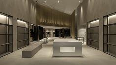 CJC Interior Design | Concept Store | Modern | Minimalist | Black Details | Lisbon