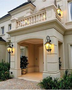 Mediterranean homes, modern villa design, exterior design, exterior house c Rustic Home Design, House Front, Modern House Design, Classic House Design, House Exterior, Classic House Exterior, Exterior Design, House Designs Exterior, Rustic Exterior