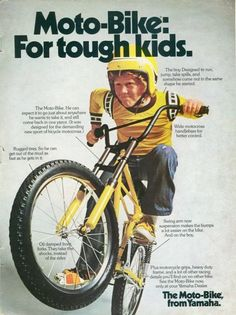 Yamaha Moto-Bike Ad