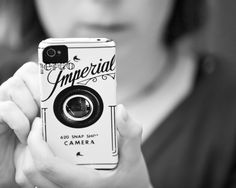 iPhone 4s case iphone cover camera iphone 4 case 4s by Raceytay,