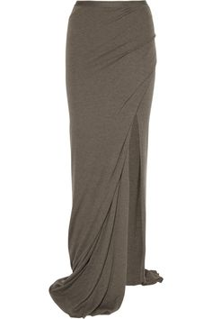 Rick Owens Lilies. Gorgeous skirt that would, unfortunately, look horrible with my short legs.