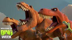 Welcome to #DinoWeek - The Good Dinosaur