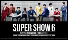Super Junior Sets the Record with Their 100th World Tour Concert