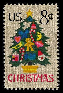 1973 Christmas postage stamp This was SUCH a good year! I gave birth for the 1st time~a highlight of my life! Merry Chiristmas Leigh Chase!