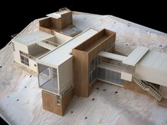 Model of Casa NM14 PAUL CREMOUX studio