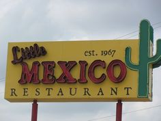 Little Mexico in Palestine, Texas. THE BEST MEXICAN FOOD IN TEXAS!!