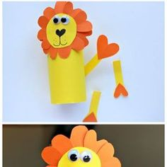Toilet Paper Roll Crafts - Get creative! These toilet paper roll crafts are a great way to reuse these often forgotten paper products. You can use toilet paper rolls for anything! creative DIY toilet paper roll crafts are fun and easy to make. Crafts To Make, Fun Crafts, Crafts For Kids, Craft Kids, Kids Diy, Decor Crafts, Baby Crafts, Creative Crafts, Craft Activities