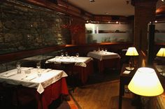 Restaurante La Fabrica. Located in the centre of the Old Town. Within metres of the port. Traditional cuisine with a modern twist. Fixed price menus. Special menus for groups. #SanSebastian #Restaurant #Euskadi