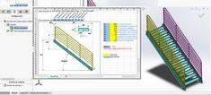 Escada de Lance Automática para SolidWorks NR-12 e Fórmula de Blondel