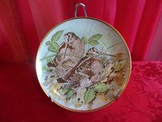 """assiette décoration """"Franklin Mint"""" 1979"""