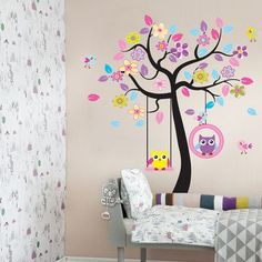 New Wandtattoo Kinderzimmer DEKO Wald Sticker Tiere Baum Affe Kinder Zoo XXL Fwtc Clothes racks