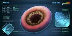 Subnautica Creatures, Mythical Creatures, Subnautica Game, Subnautica Concept Art, Psalm 84, Space Aliens, Fantasy Monster, Creature Concept, Underwater World