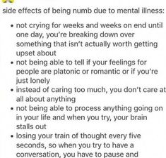 oh this is all me but i didnt realize it was due to mental illness<<I do all of these, but it might as well be because I'm tired. I think I have symptoms of anxiety though. Writing Tips, Writing Prompts, Pray For Venezuela, After Life, Mental Disorders, Along The Way, Just In Case, Wells, Mental Health