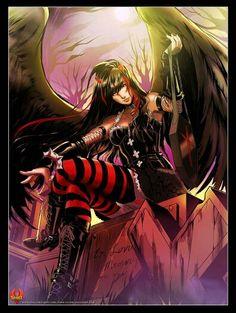 graphic novels sarah hunter