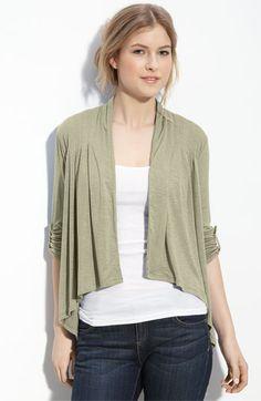 sage green sweater- nordstrom