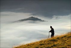 The Master of the Foggy Valley, West Ukraine