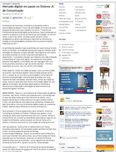 1º Encontro de Profissionais de Marketing Digital no Portal NE10