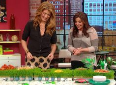 Game Day Party Ideas -  - Aired on January 25, 2013