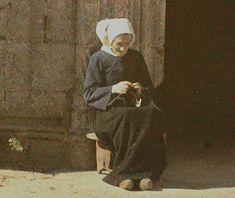 Primelin chapelle St-Tugen 2 (autochrome, 1910)