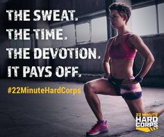 22 minute hard corps meal plan, melanie mitro, clean eating, weights, sandbags, Tony Horton