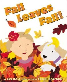 When fall comes, two brothers enjoy catching the falling leaves, stomping on them, kicking them, jumping in piles of them, and using them to make pictures. Includes a description of how leaves change through the year.