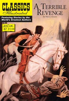 Cover for Classics Illustrated (JES) (Classic Comic Store, 2008 series) #67 - A Terrible Revenge