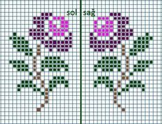 1 million+ Stunning Free Images to Use Anywhere Small Cross Stitch, Cross Stitch Rose, Cross Stitch Borders, Cross Stitch Flowers, Cross Stitching, Christmas Embroidery Patterns, Hand Embroidery Stitches, Cross Stitch Embroidery, Bordado Tipo Chicken Scratch