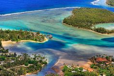 Huahine, French Polynesia - located next to Moorea. The village of Maeva, features the densest concentration of marae, centuries old Polynesian sites.