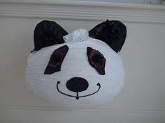 Panda Party Pinata by PinataParadise on Etsy, $41.00