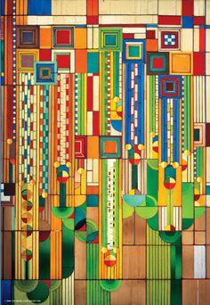 """designsbyfranklloydwright:  """"Saguaro Forms"""" by Frank Lloyd Wright"""