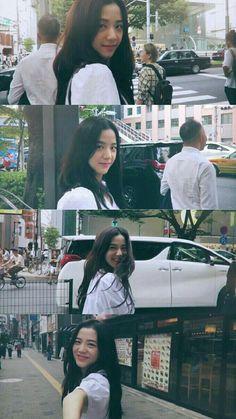 Just the way you are Blackpink Jisoo, Yg Entertainment, South Korean Girls, Korean Girl Groups, Fanfiction, Blackpink Members, K Wallpaper, Idole, Black Pink Kpop