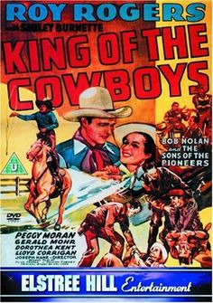 awesome  King Of The Cowboys [1943] [DVD]