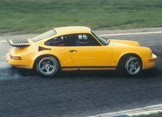 RUF Yellowbird - Epic drive on Nurburgring - Possibly Mr Stefan Roser himself?