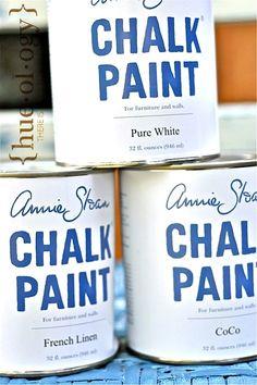Fun with Chalk Paint #Chalk Paint