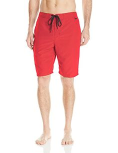 Introducing Calvin Klein Mens Microfiber Cargo EBoard Short Red Medium. Great Product and follow us to get more updates!