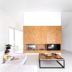 Contaminar Arquitectos_ Texugueira House. Leiria, Portugal Photo: © Fernando Guerra / FG+SG
