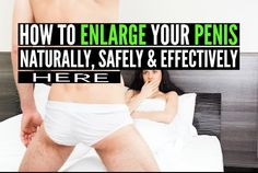 Learn how to enlarge your penis naturally? Discover the safest method of penis enlargement and what you need to make your penis bigger fast. Health And Wellness, Health Tips, Health Fitness, Men Health, Male Enhancement Exercises, Sex Quotes, Excercise, Mens Fitness, Positivity