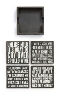 wine wood coasters  http://rstyle.me/n/t976apdpe