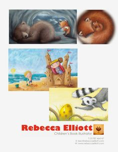 Retro Doodler Rebecca Elliott