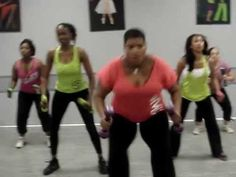 Great for toning thighs and biceps - Ah Ting - Zumba Toning with Caressa