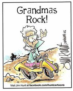 Go Grandmas!