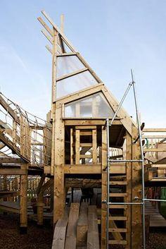 Dexter Adventure Playground, London Borough of Lambeth
