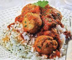 Κεφτεδάκια ψαριού Food Categories, Health Diet, Tandoori Chicken, Fish, Ethnic Recipes, Kids, Recipies, Pisces