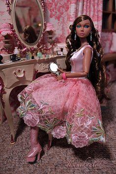 IMG_1651 Barbie's stuff and Poppy