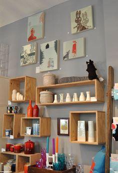 Not Quite Berlin, Pomeranza design ranch - great shop for design & acc.