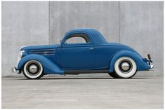 Bumping this back up. 36 Ford three window is one of the most beautiful cars ever built.