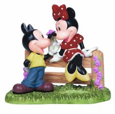 Precious Moments Disney Showcase Collection Our Love Has No Boundaries Bisque Porcelain Figurine 141701 * Click image for more details.