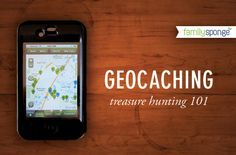 Geocaching with Kids: The Ultimate Treasure Hunt